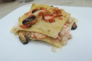 Lasagne di pesce: la ricetta della versione mediterranea di un classico