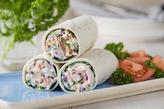 Wrap di tonno: la ricetta facile per un pasto veloce e gustoso