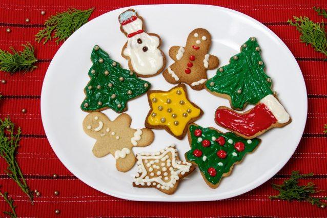 Biscotti Classici Di Natale.Biscotti Natalizi Da Regalare La Ricetta Tradizionale Delle Feste