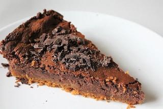 Cheesecake al cioccolato: la ricetta del dolce goloso