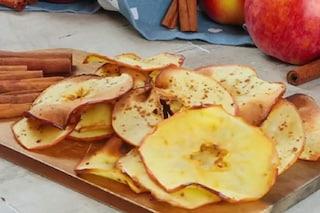 Chips di mele: la ricetta dello snack salutare da preparare a casa