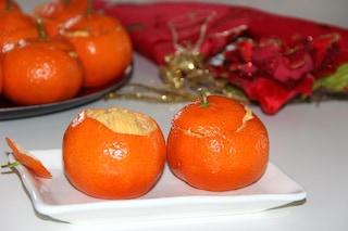 Mandarini ripieni: la ricetta del dolce al cucchiaio delicato