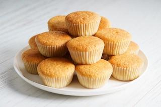 Muffin agli albumi: la ricetta dei dolcetti sofficissimi e leggeri