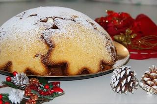 Zuccotto di pandoro: la ricetta del dolce natalizio goloso e originale