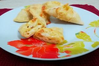 Fiadoni: la ricetta originale del fagottino al formaggio