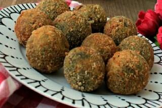 Polpette di spinaci: la ricetta del secondo piatto sfizioso e croccante