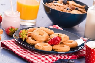 Biscotti al latte: la ricetta dei biscotti della nonna ideali da inzuppare