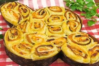 Colomba di rose di Pasqua: la ricetta dell'antipasto originale e gustoso