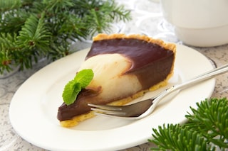 Crostata pere e cioccolato: la ricetta del dolce semplice e raffinato