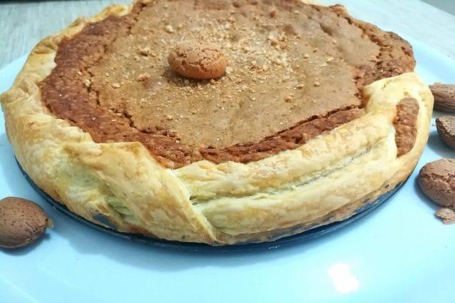 Dolci Da Credenza Biscotti Alle Nocciole : Torta greca mantovana la ricetta del dolce di pasta sfoglia alle