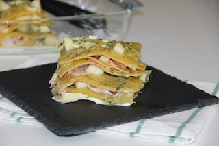 Lasagne al pistacchio: la ricetta squisita e originale per il pranzo della domenica