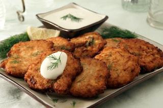 Pancakes di patate: la ricetta della frittelle salate croccanti e deliziose