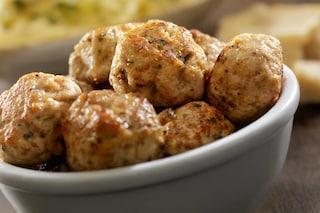 Polpette di pollo: la ricetta del secondo piatto leggero e nutriente