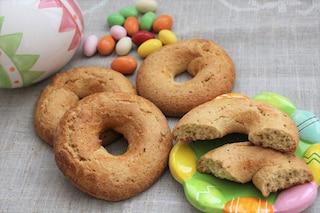 Taralli di Pasqua: la ricetta dei taralli dolci napoletani