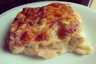 Pasta al forno di nonna gina la bont della tradizione for Piatto tipico romano