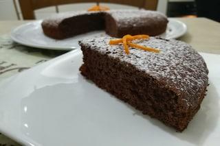 Torta arancia e cioccolato: la ricetta semplice per fare un dolce profumato