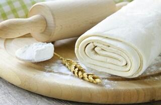 Pasta sfoglia: la ricetta della pasta sfogliata da fare in casa