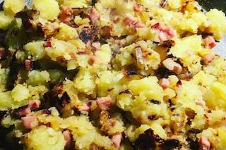 Patate in tecia: la ricetta del contorno friulano tipico di Trieste