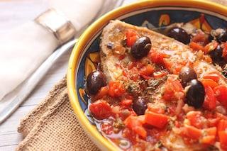 Pesce spada alla siciliana: la ricetta alla ghiotta