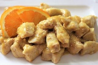 Pollo all'arancia: la ricetta dei bocconcini gustosi facili da preparare