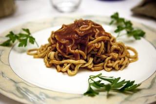 Strangozzi: la ricetta del piatto tipico della cucina umbra