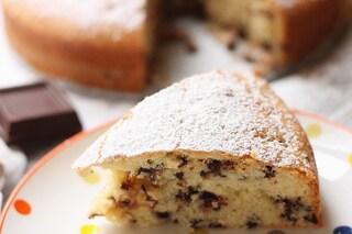 Torta stracciatella: la ricetta del dolce per la merenda