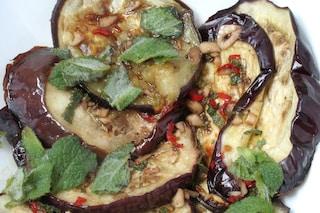 Carpaccio di melanzane: la ricetta dell'antipasto veloce