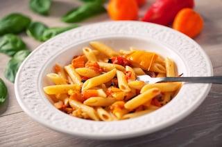 Penne ai peperoni: la ricetta del primo piatto gustoso e profumato
