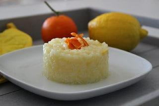 Risotto all'arancia: la ricetta del primo piatto fresco e profumato