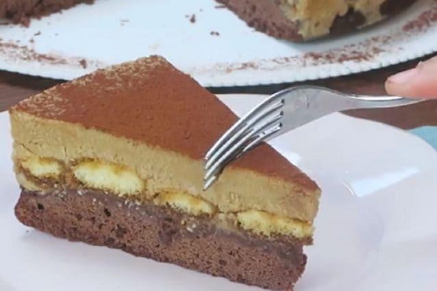 Torta Brownie Al Tiramisù La Ricetta Del Dessert Goloso E Irresistibile