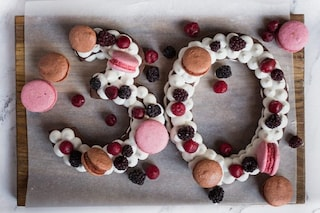 Number Cake: la ricetta della torta di compleanno scenografica