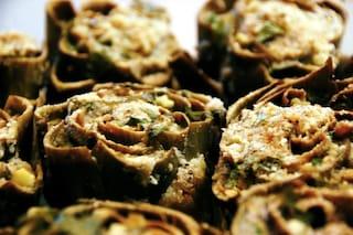 Carciofi al forno: la ricetta del contorno gratinato