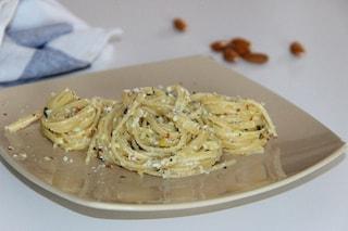 Linguine al pesto di mandorle: la ricetta di un primo piatto speciale