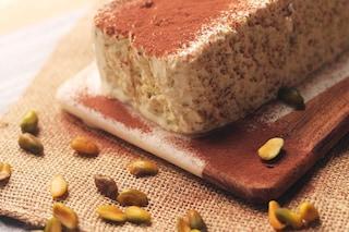 Mattonella fredda al pistacchio: la ricetta del dessert fresco di fine pasto