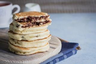 Pancakes dal cuore morbido: la ricetta perfetta per una colazione super golosa