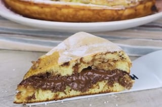 Pancake gigante: la ricetta super golosa per chi ha poco tempo