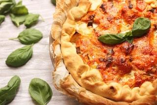Torta salata di melanzane: la ricetta facilissima da preparare