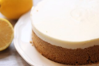 Cheesecake fredda al limone: la ricetta del dolce senza cottura