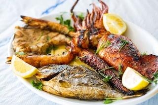 Grigliata di pesce: la ricetta per prepararla alla perfezione