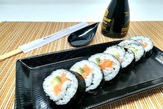 Futomaki: la ricetta perfetta del rotolo sushi più grande e ricco