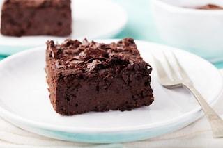 Mattonella al cioccolato: la ricetta del dolce goloso e rapido da realizzare
