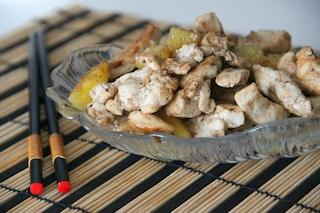 Pollo all'ananas: la ricetta cinese dal sapore agrodolce
