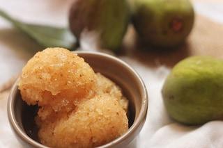 Sorbetto di fichi: la ricetta del dessert dissetante