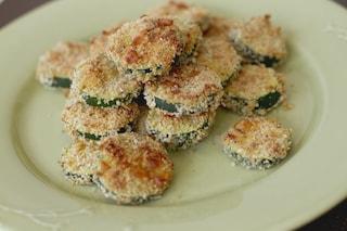 Zucchine gratinate: la ricetta del contorno facile e leggero