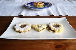 Biscotti alla nutella: la ricetta semplice e veloce