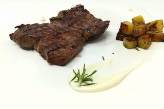 Paillard con patate e maionese: la ricetta per fare un secondo davvero gustoso