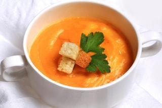 Vellutata di zucca con il Bimby: la ricetta della crema gustosa