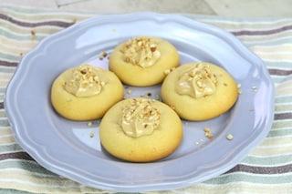 Nutellotti bianchi: la ricetta dei biscotti golosi e veloci