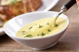 Salsa bernese: la ricetta della salsa raffinata tipica della cucina francese
