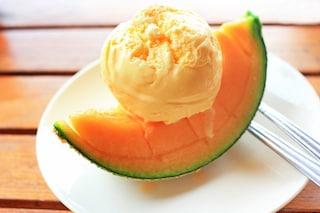 Gelato al melone: la ricetta del dessert cremoso e profumato